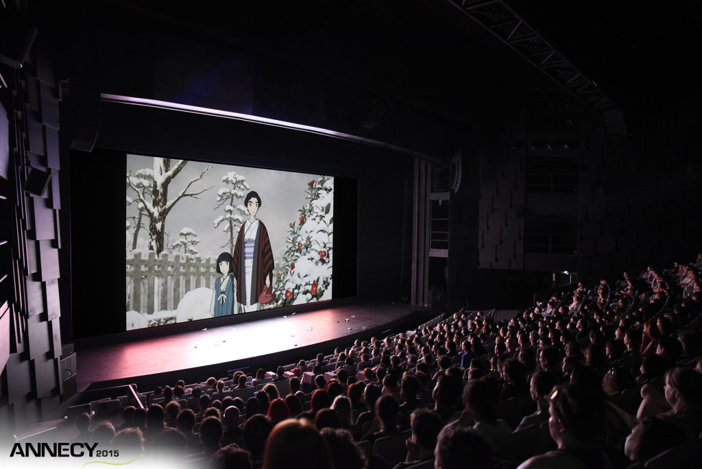 The Annecy International Animated Film Festival